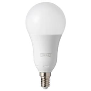 Notre avis sur l'ampoule IKEA TRÅDFRI E14 de 600 lumens avec Amazon Alexa et Google Assistant