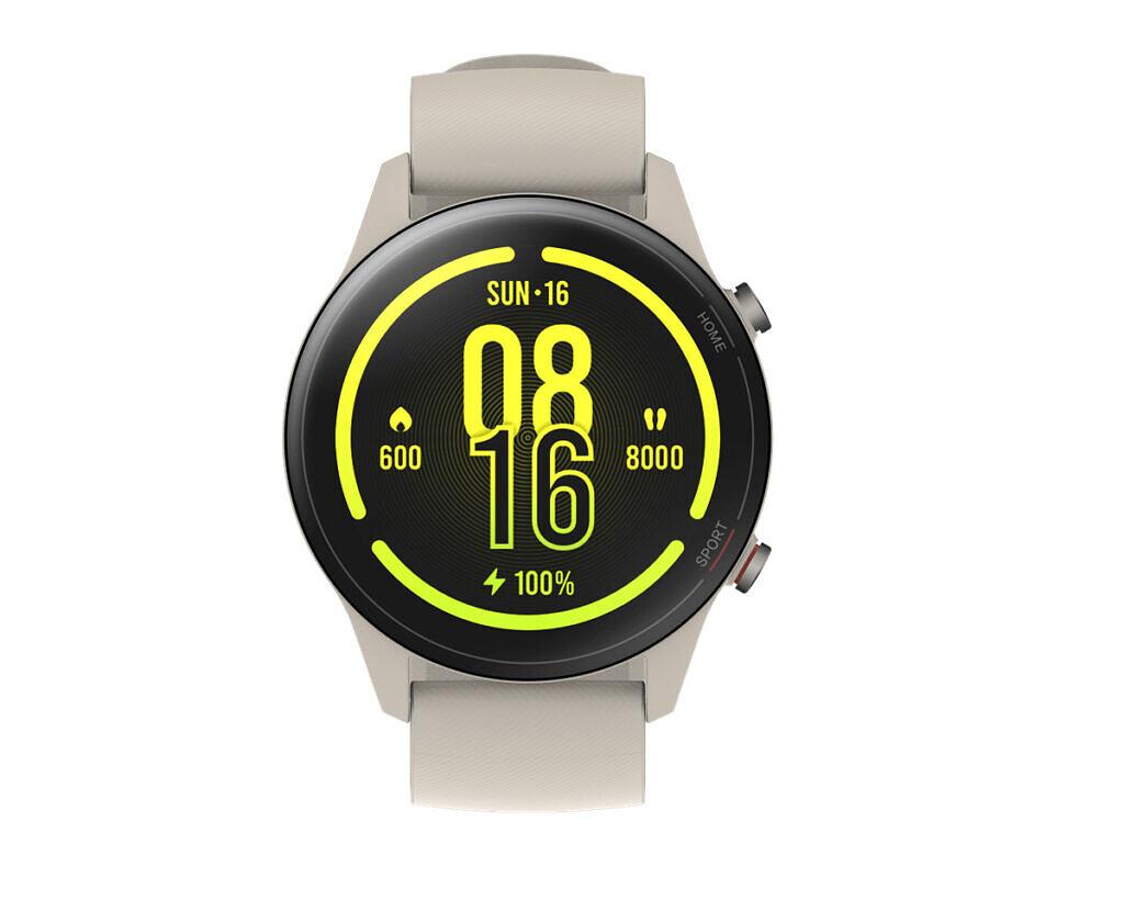 Xiaomi Mi Watch avec Alexa blanche