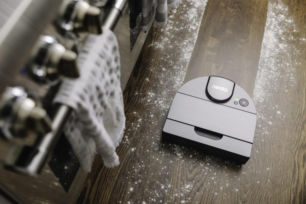 Neato D10 : un nouveau robot aspirateur pour l'automne 2020