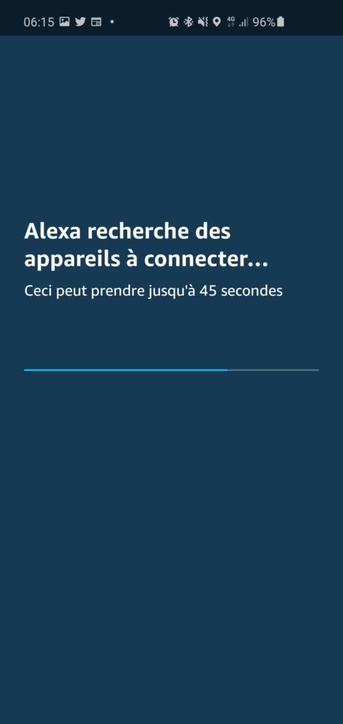 Alexa lance la détection