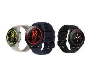 Xiaomi Mi Watch annoncée avec Amazon Alexa intégrée !