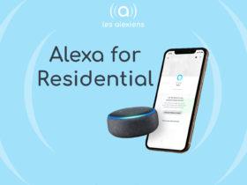 Alexa for Residential : un nouveau programme pour les locations immobilières