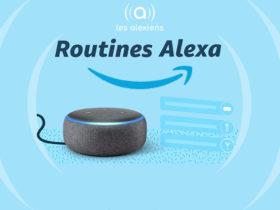 Amazon annonce la possibilité de partager ses routines
