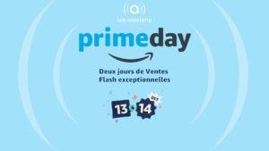 Amazon annonce Prime Day 2020 en France les 13 et 14 octobre