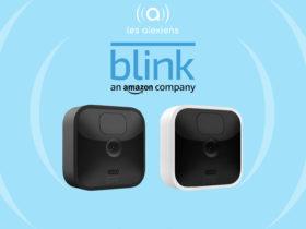 Amazon présente deux nouvelles caméras Blink