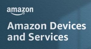 Amazon Devices and Services : présentation nouveaux produits 2020