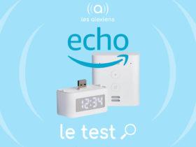 Avis sur l'horloge connectée pour Amazon Echo Flex avec Alexa