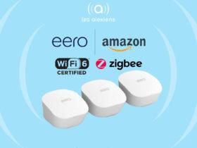 Amazon dévoilerait bientôt un routeur eero Pro 6 avec Wi-Fi 6 et ZigBee