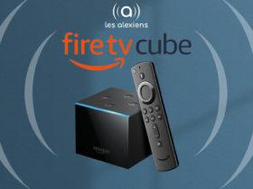Sortie en France du Amazon Fire TV Cube