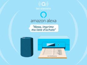 Alexa Print permettra d'imprimer des documents à la voix