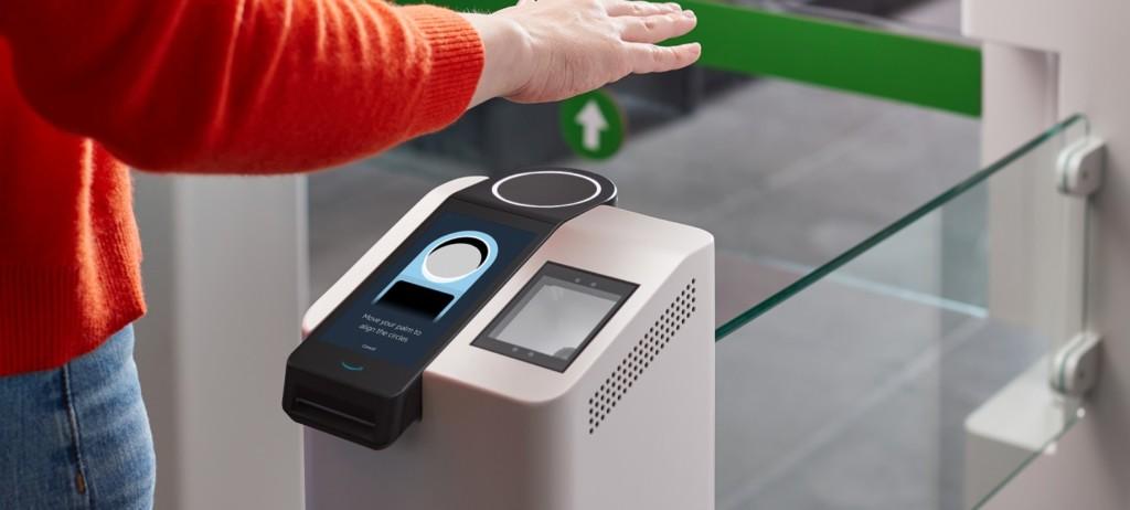 Amazon One : lancement d'un système de paiement avec la paume de la main
