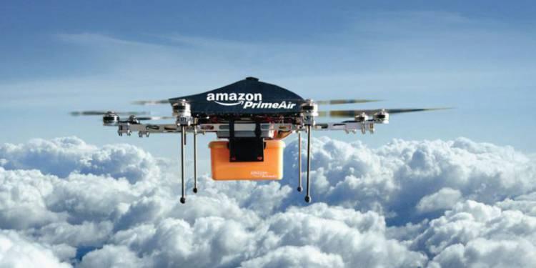 Amazon pourra bientôt livrer ses colis avec des drones