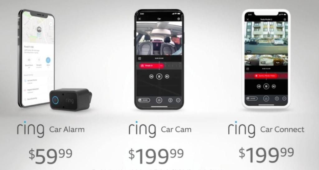 Ring Car Alarm : prix et disponibilité