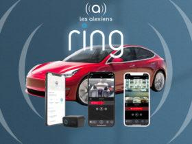 Ring Car Alarm et Car Cam : Amazon sécurise votre voiture