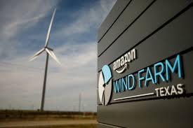 Amazon Wind Farm : des parcs éoliens