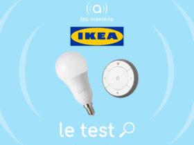 Test complet et avis IKEA TRÅDFRI LED E14