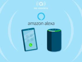 AT&T permet de passer des appels et messages avec Alexa et Amazon Echo