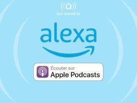 Apple Podcasts sera bientôt disponible sur Amazon Alexa en France