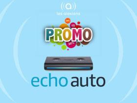 Bon plan : Amazon Echo Auto avec Alexa en promo