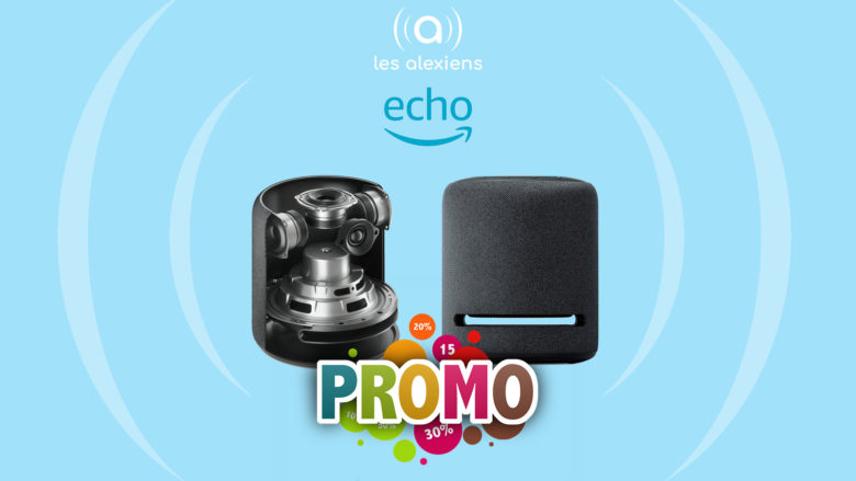 Echo Studio en promo pour la première fois sur Amazon.fr