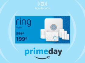 Ring Alarm pour Alexa Echo est en promotion à -33%