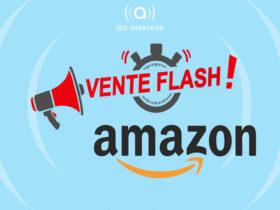 Ventes flash domotique sur Amazon pour la rentrée !