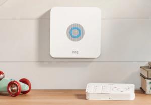 La base du système Ring Alarm