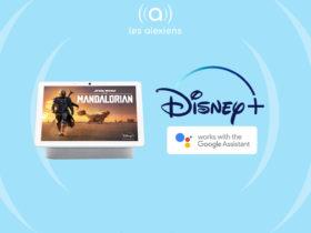 Disney Plus est disponibles sur Nest Hub, Nest Hub Max et les écrans Google Assistant