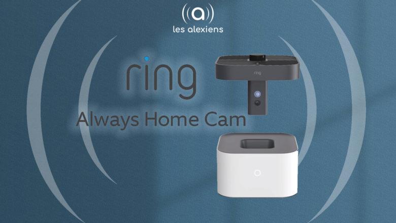 Amazon dévoile un étonnant drone Ring Always Home
