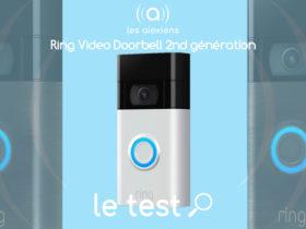 Ring 2 : notre avis et test complet de la sonnette vidéo compatible Alexa et Amazon Echo