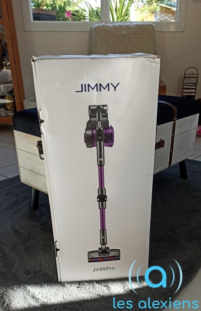 Avis Jimmy JV85 Pro : unboxing et vidéo