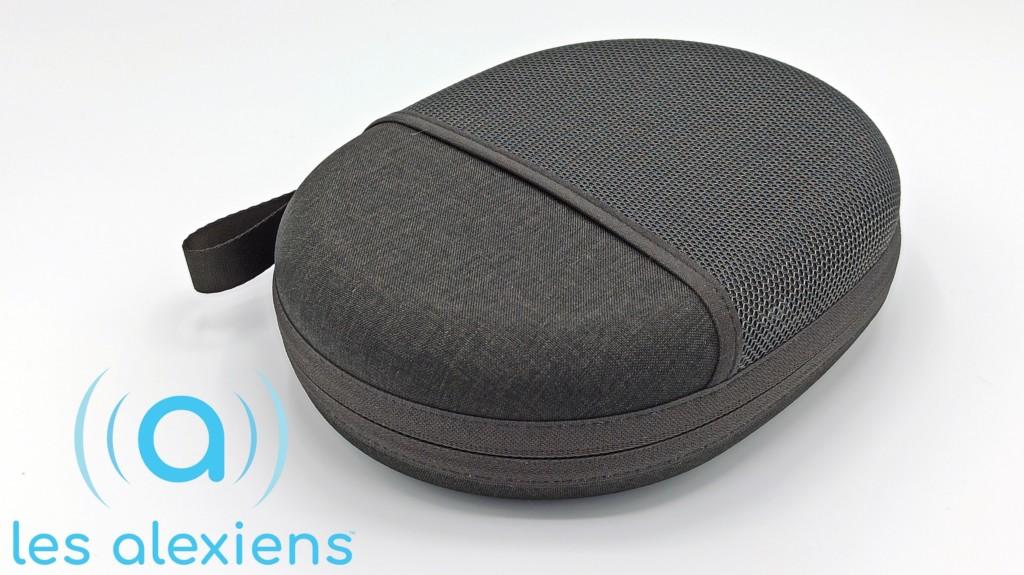 L'étui de protection du casque Sony