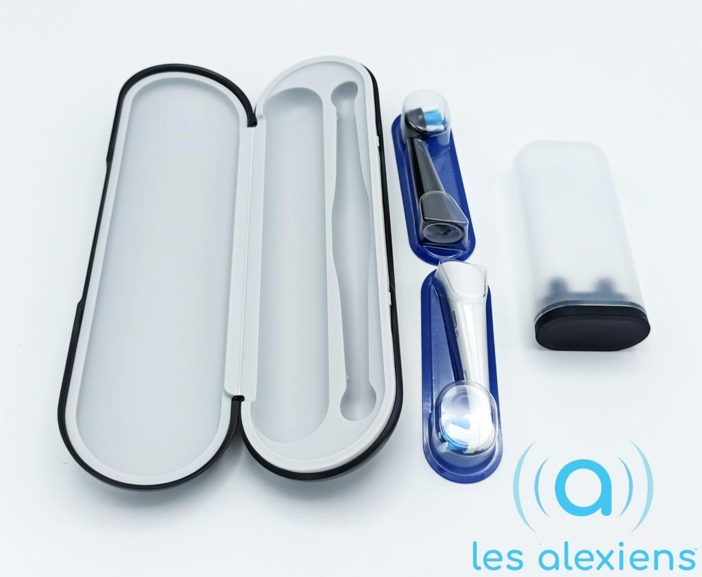 Les accessoires de la brosse à dents Oral-B iO Series 8