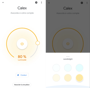 Installer ampoule Action LSC Smart Connect avec Google Home