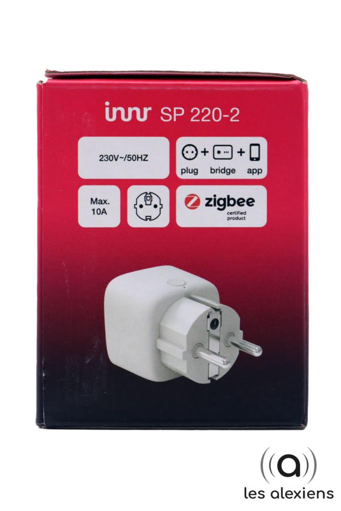Une prise ZigBee compatible Philips Hue et Amazon Echo
