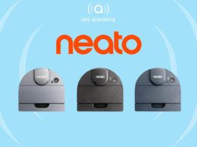 Neato annonce la sortie de 3 nouveaux modèles