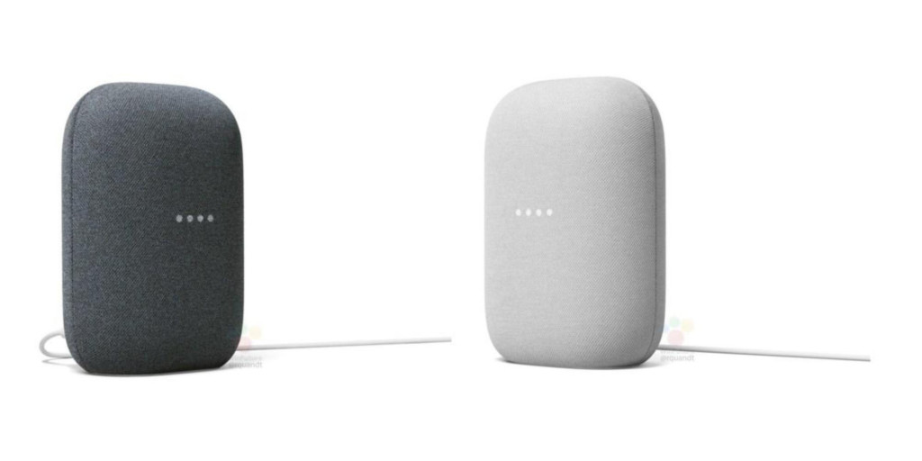Leak Google Home : nouveau Nest Audio
