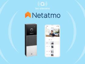 La sonnette vidéo Netatmo bientôt disponible en France