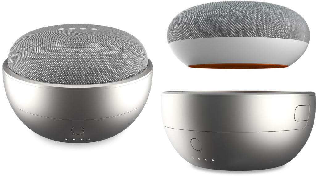 Avis sur la batterie Google Home / Nest Mini