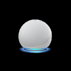 Echo Dot 4 : une nouvelle enceinte connectée sphérique avec Alexa