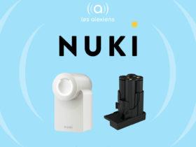 Nuki annonce la sortie d'une nouvelle version de sa serrure connectée