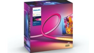 Nouveau ruban LED TV Philips Hue Play Gradient