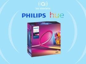 Philips annonce la sortie en France d'un ruban LED Ambilight pour tous les téléviseurs
