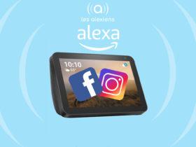 Amazon propose les photos Facebook et Instagram sur Echo Show