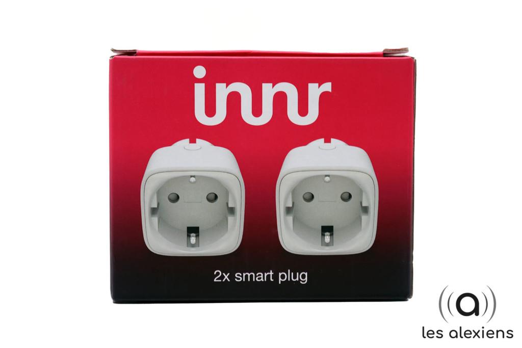 Innr SP220 : unboxing et avis sur les prises connectées ZigBee