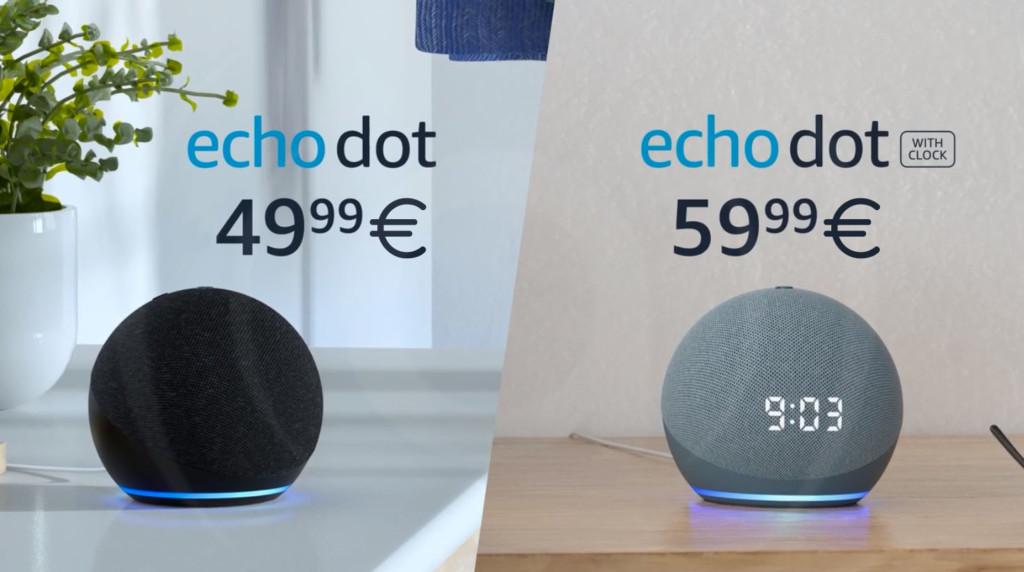 Nouveau Amazon Echo Dot 4 : avis et prix