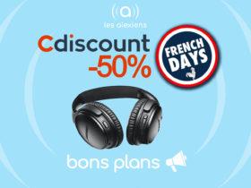 Le casque Bose QC35II en promotion à 50% pour les French Days