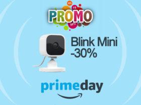 Bon plan : la caméra de vidéosurveillance Blink Mini à -30% pour Amazon prime Day