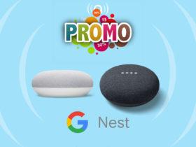 Google Nest Mini en promo à -33%