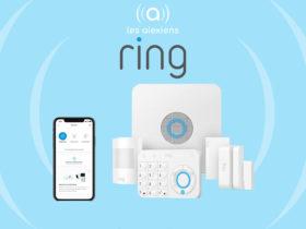 Ring Alarm : sortie en France de l'alarme connectée compatible Alexa / Echo